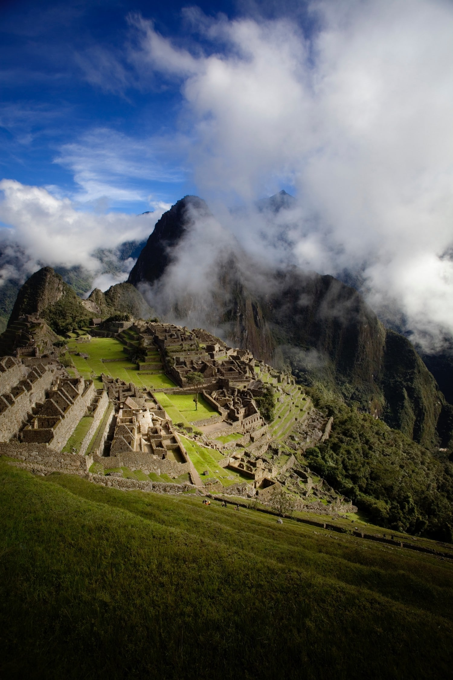 Machu Picchu Should be at the top of any 2 week south america itinerary. Read more.