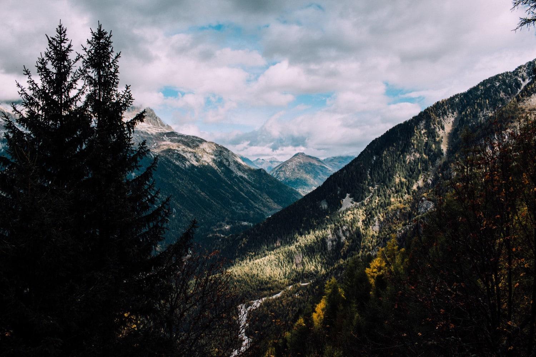 Hiking the Tour de Mont Blanc, Europe