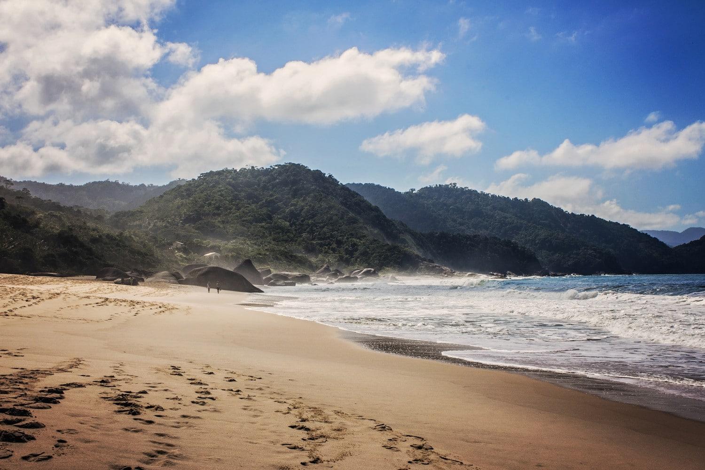 Praia do Cepilho - Paraty