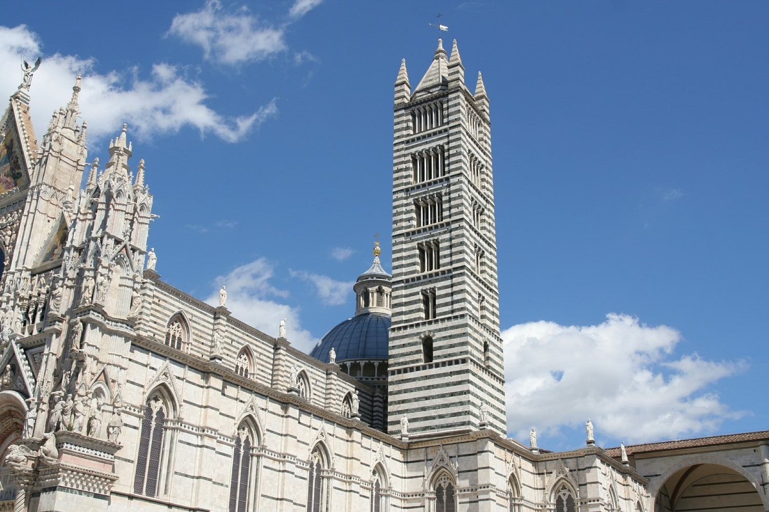 Siena is a great place to stop on your road trip through Italy. Here's why.