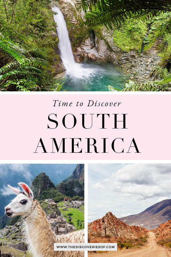 South america itineraries