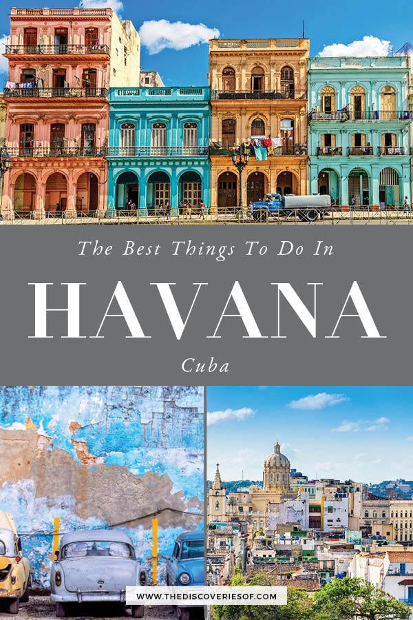 Places to Visit in Havana