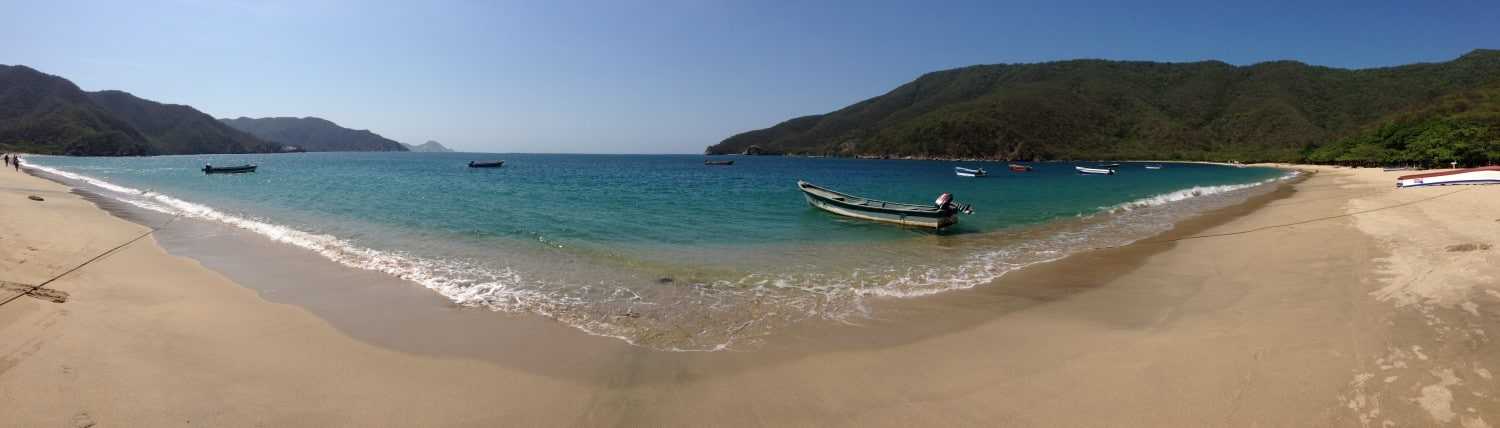 Tayrona National Park in Colombia - 1