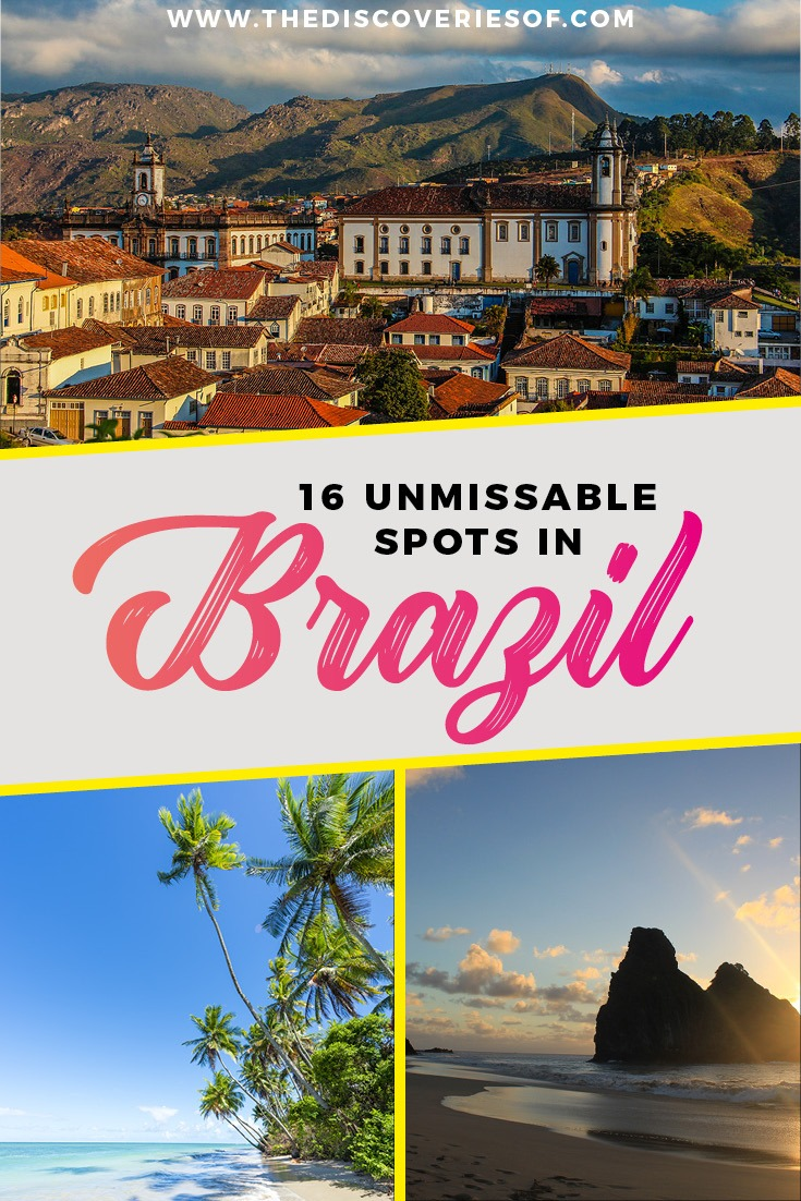 16 Famous Landmarks in Brazil You Need To See to Believe