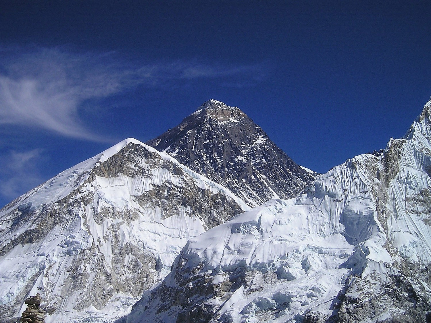 Skydiving from Mount Everest - Interesting Bucket List Ideas