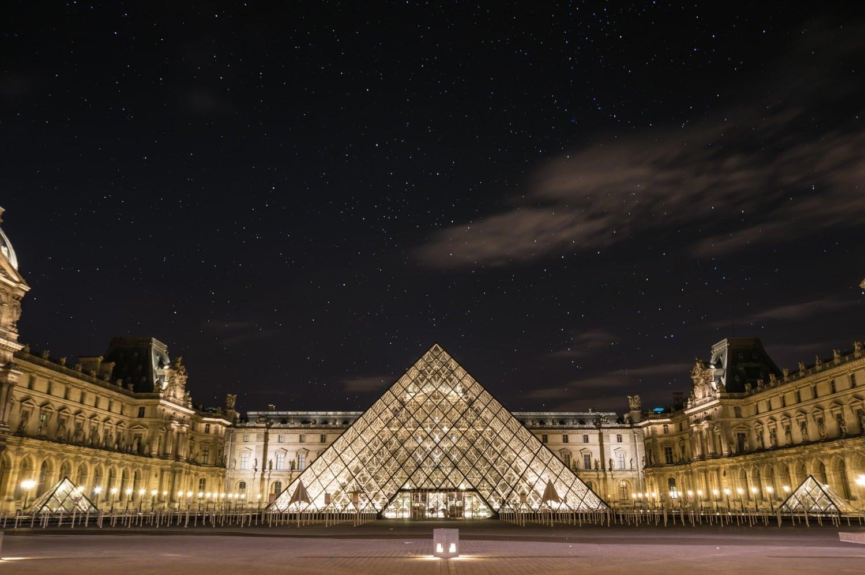 1st Arrondissement Louvre Paris