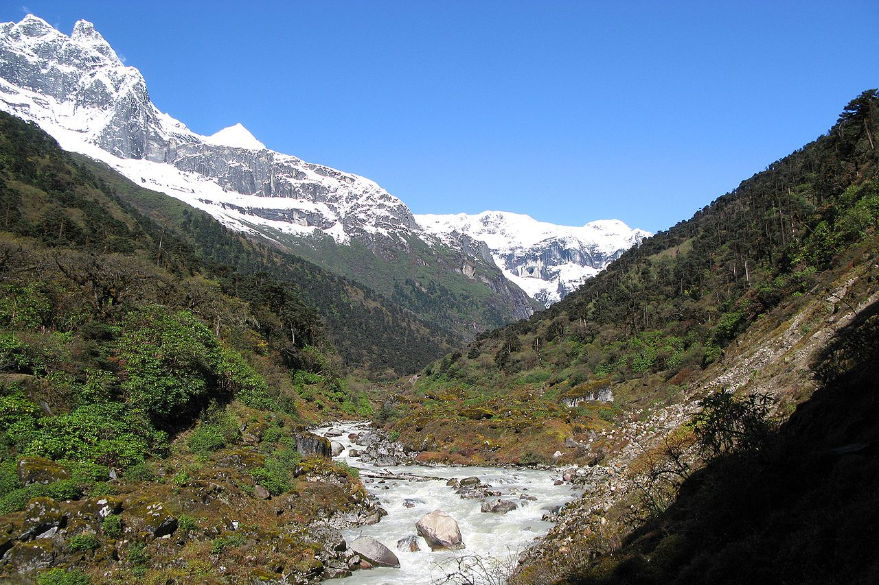 Barun Valley, Nepal