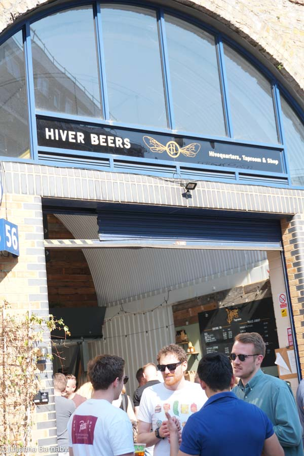 Hiver beer taproom