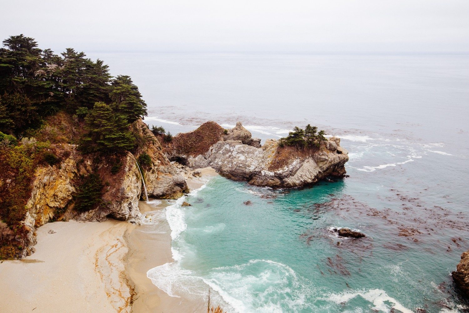 Big Sur, California - Highway 1 Road Trip. Read the guide