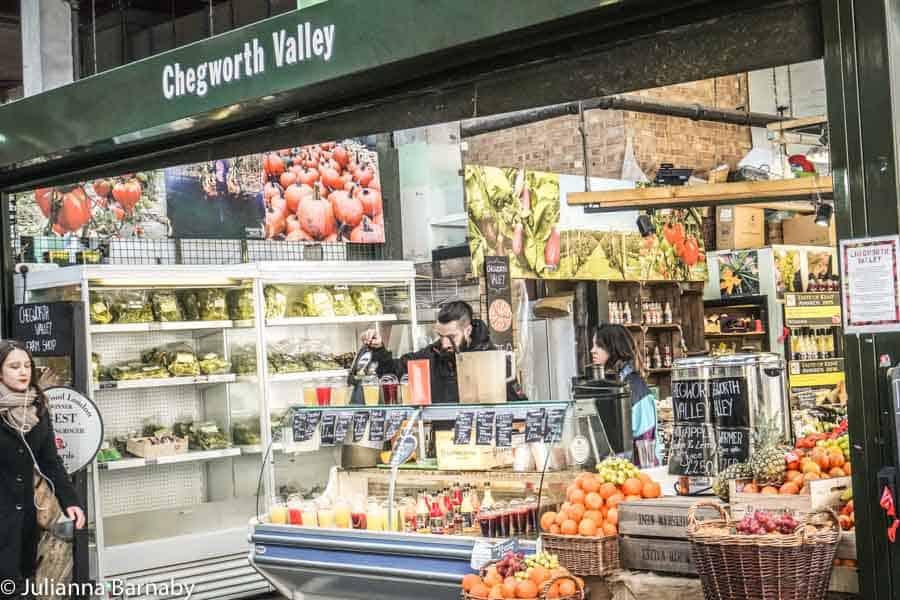 Chegworth Valley Borough Market