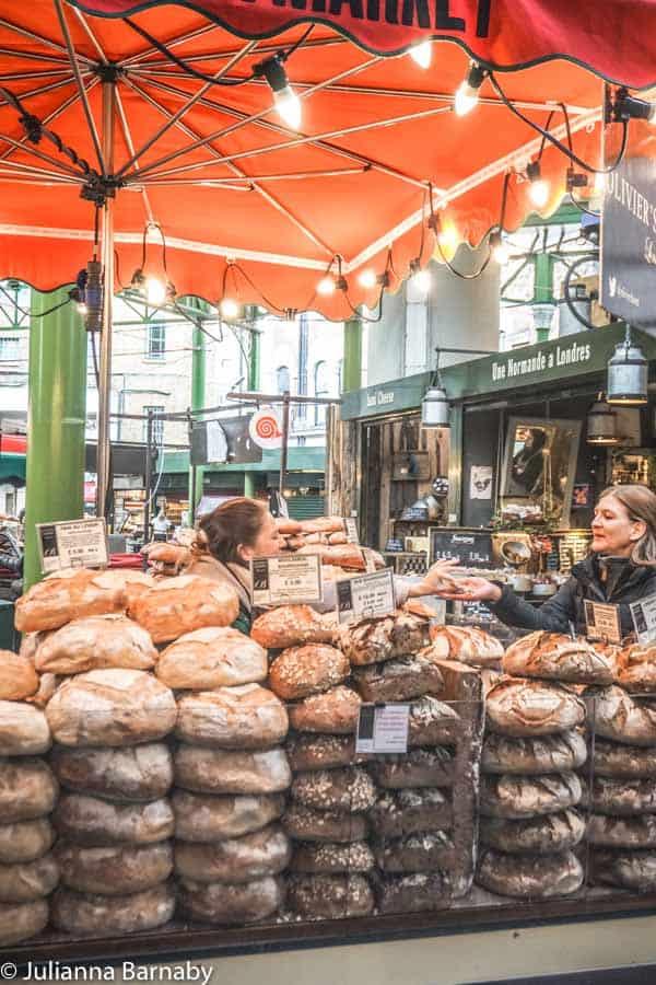 Bread at Borough Market