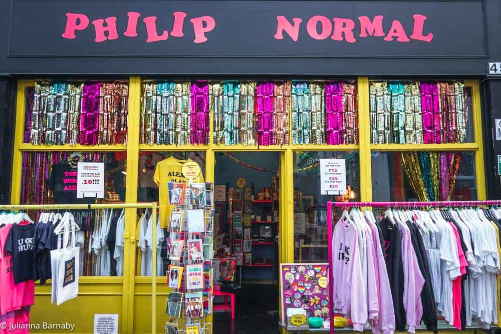 Philip Normal at Brixton Village