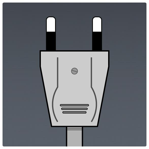 International Power Sockets Plug Type C