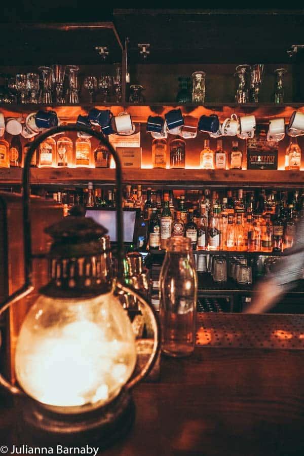 The Bar at Cahoots