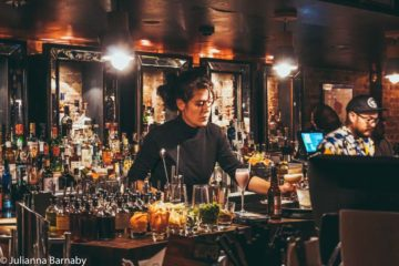 Mixologist at Callooh Callay London