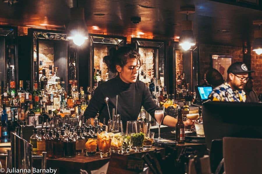 Mixologist at Callooh Callay London