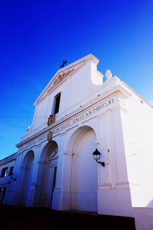Church Sant Lluis Menorca