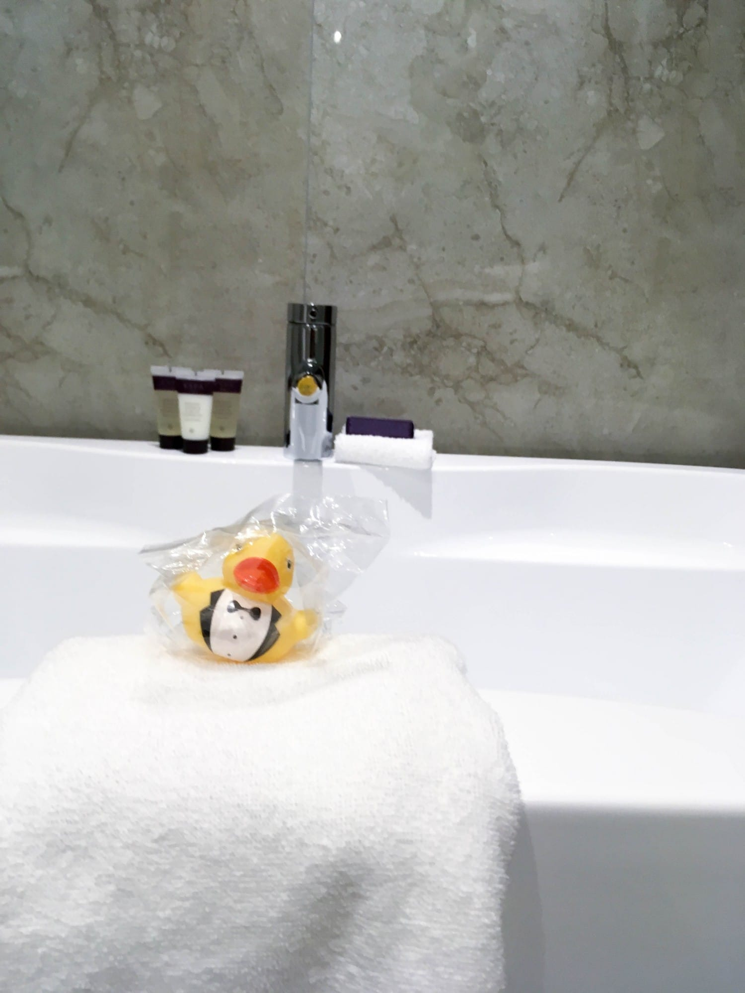 Bathroom - The Culloden Estate Spa Northern Ireland