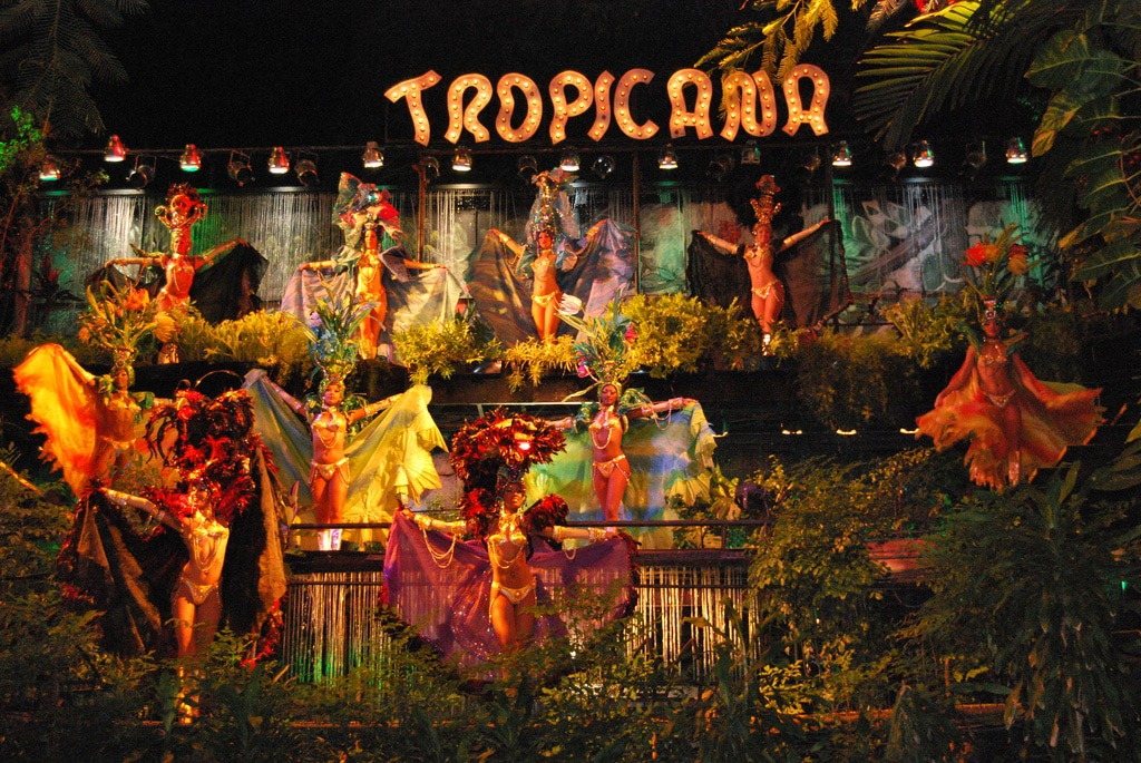 Don't miss the Tropicana Caberet in Havana - one of the best things to do and an awesome sight