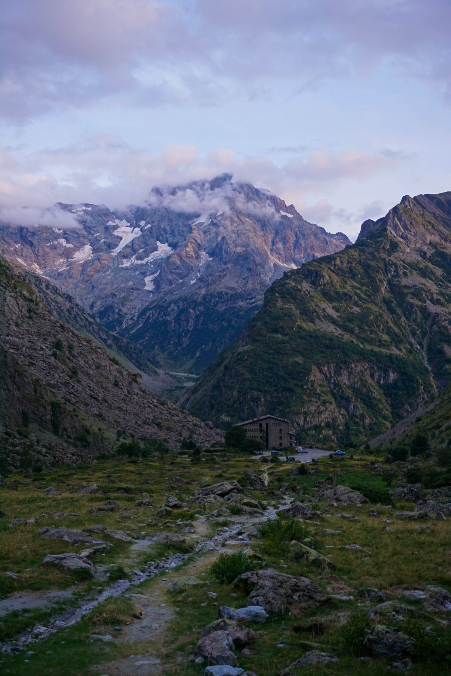 Ecrins National Park - Hiking in the French Alps-1