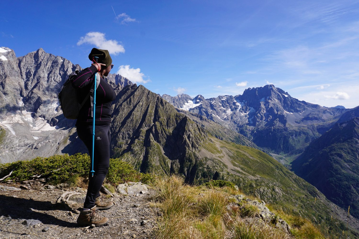 Ecrins National Park - Hiking in the French Alps-11