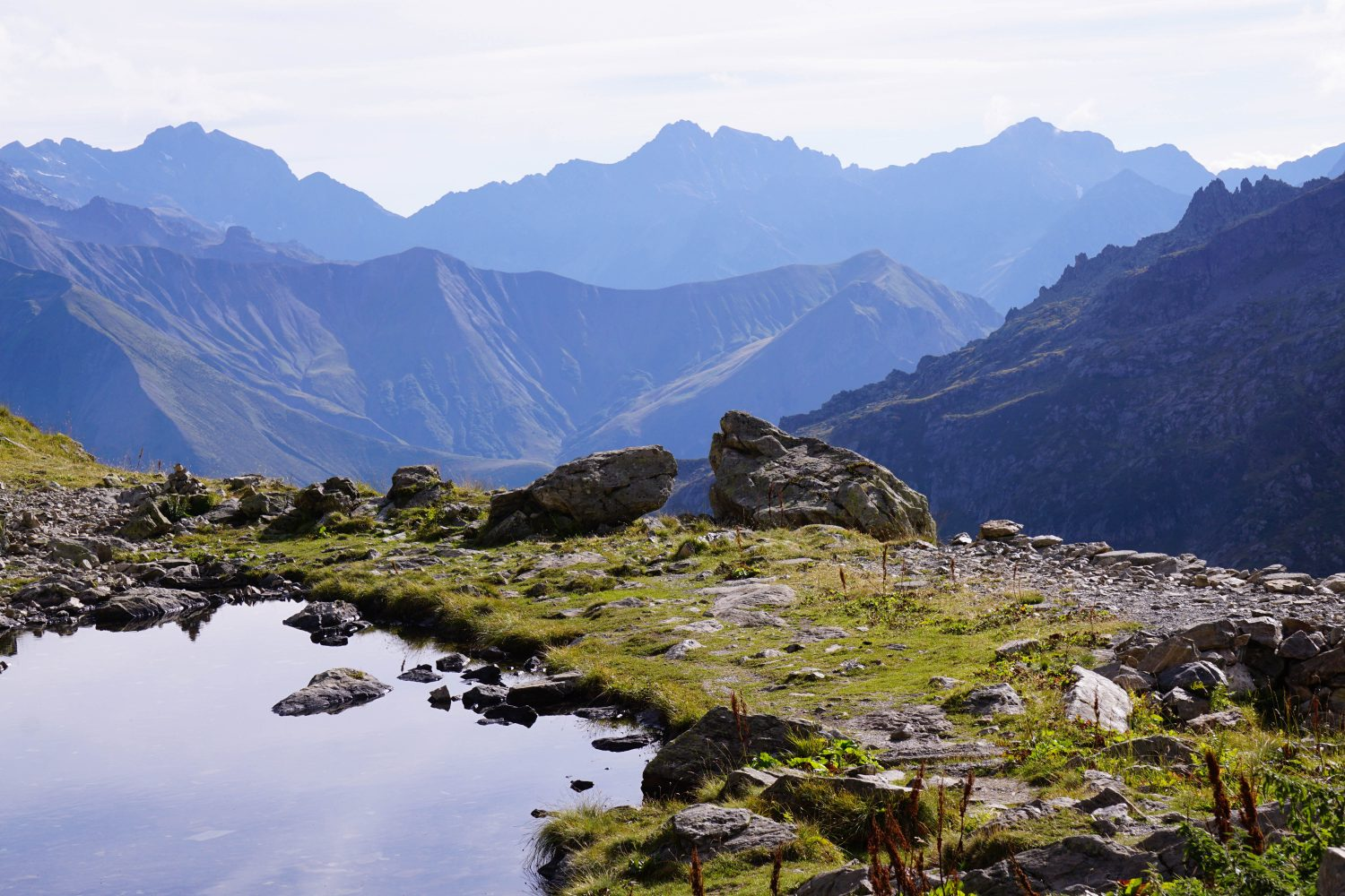 Ecrins National Park: Hiking in the French Alps