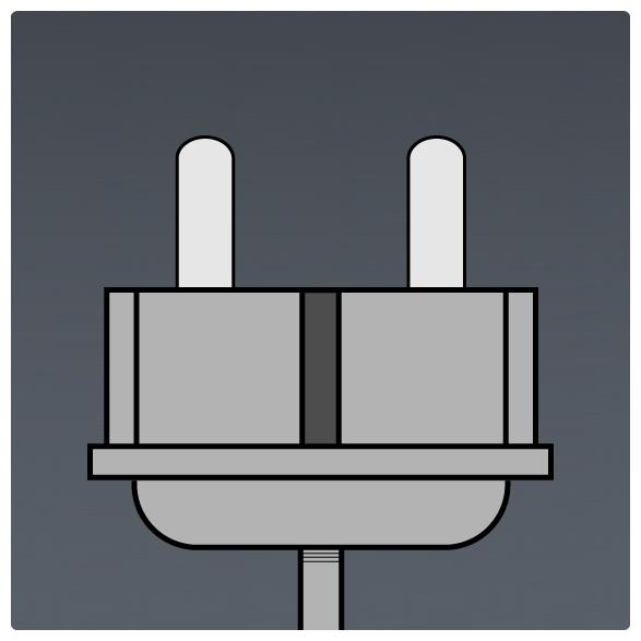 International Power Sockets Plug Type Plug