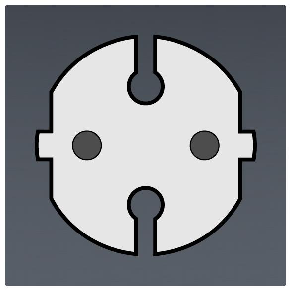 International Power Sockets Plug Type F
