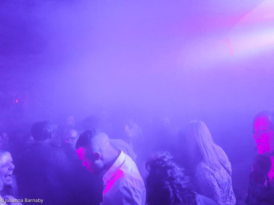 Club night at Omeara