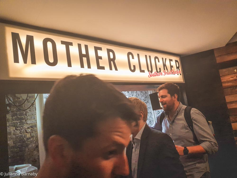 Mother Clucker at Flat Iron Square