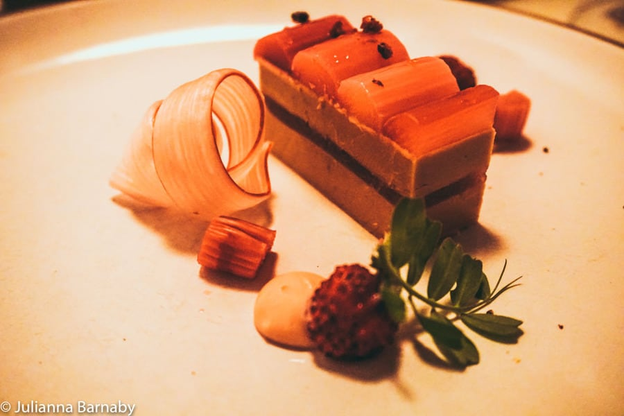 Foie Gras at Frenchie Covent Garden
