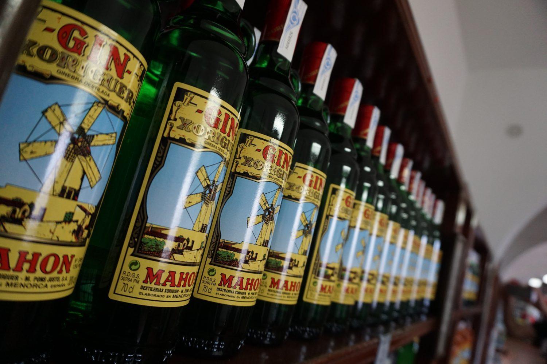 Gin - Mahon - 1