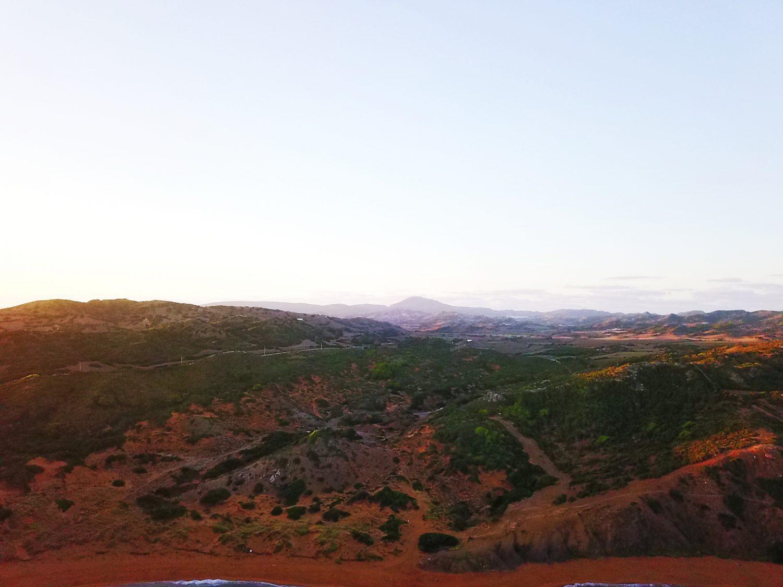Hiking in Menorca