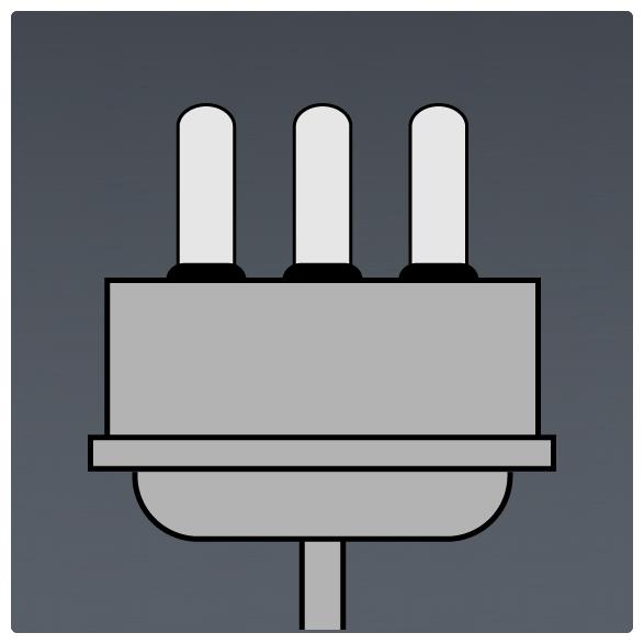 International Power Sockets Plug Type H