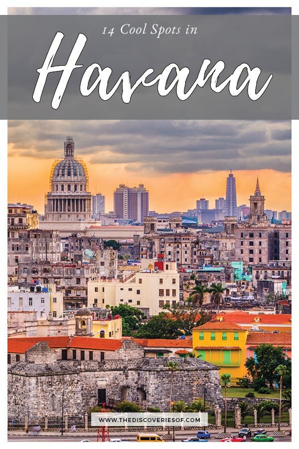 Havana, Cuba Travel Guide. The best things to do in Havana - check them out! #travel #havana #caribbean