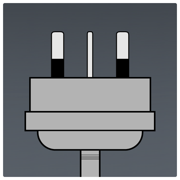 International Power Sockets Plug Type I