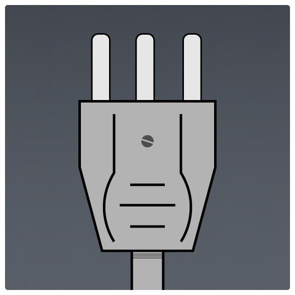 International Power Sockets Plug Type J