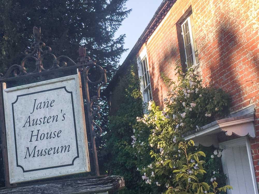 The Jane Austen House
