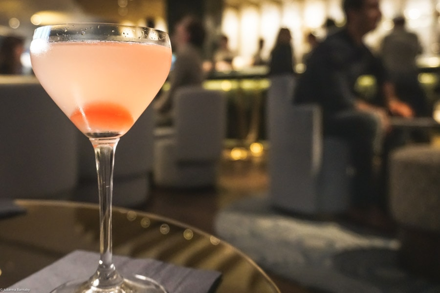 Lyaness Cocktail Bar Sea Containers
