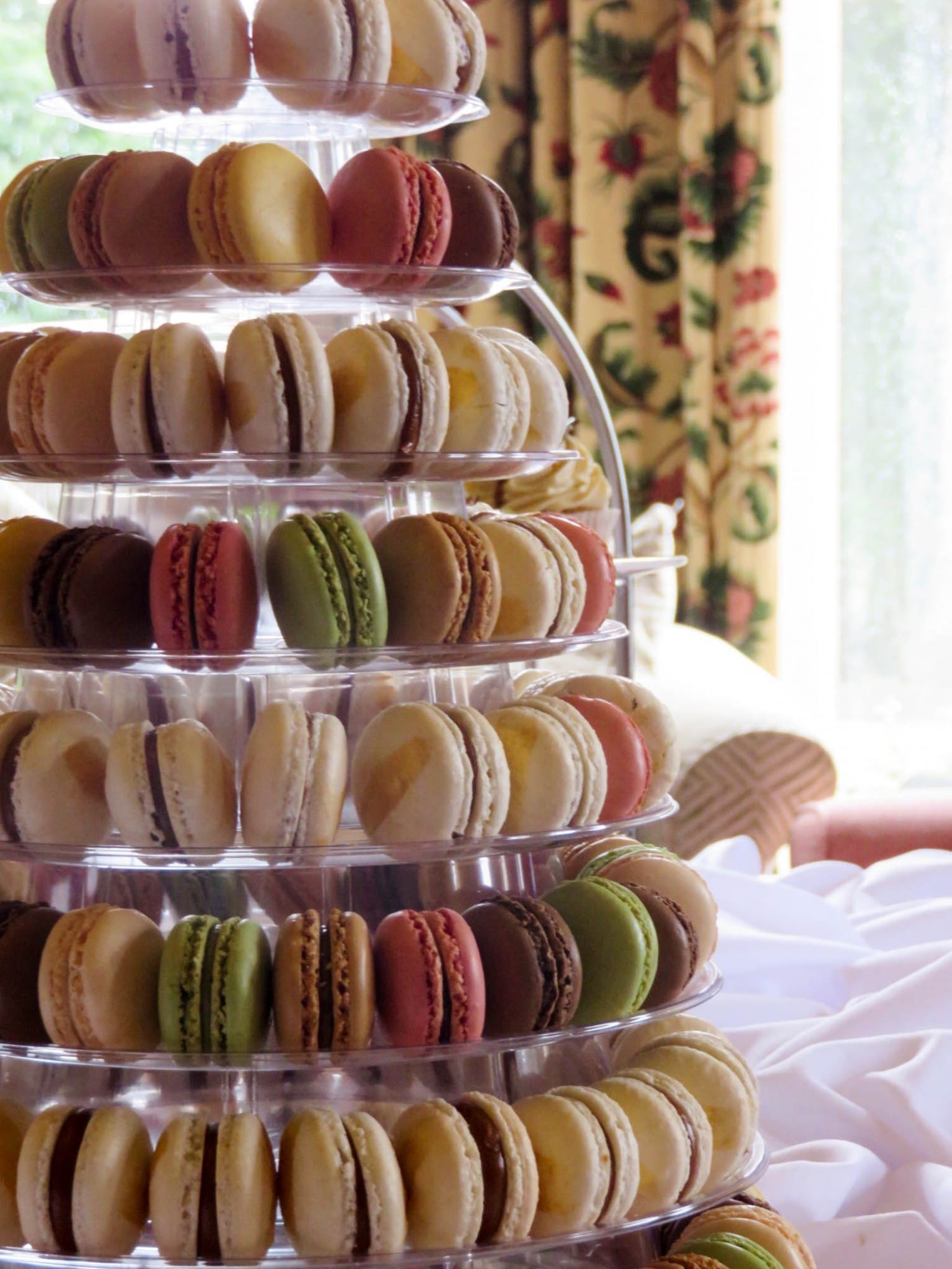 Macarons at The Culloden