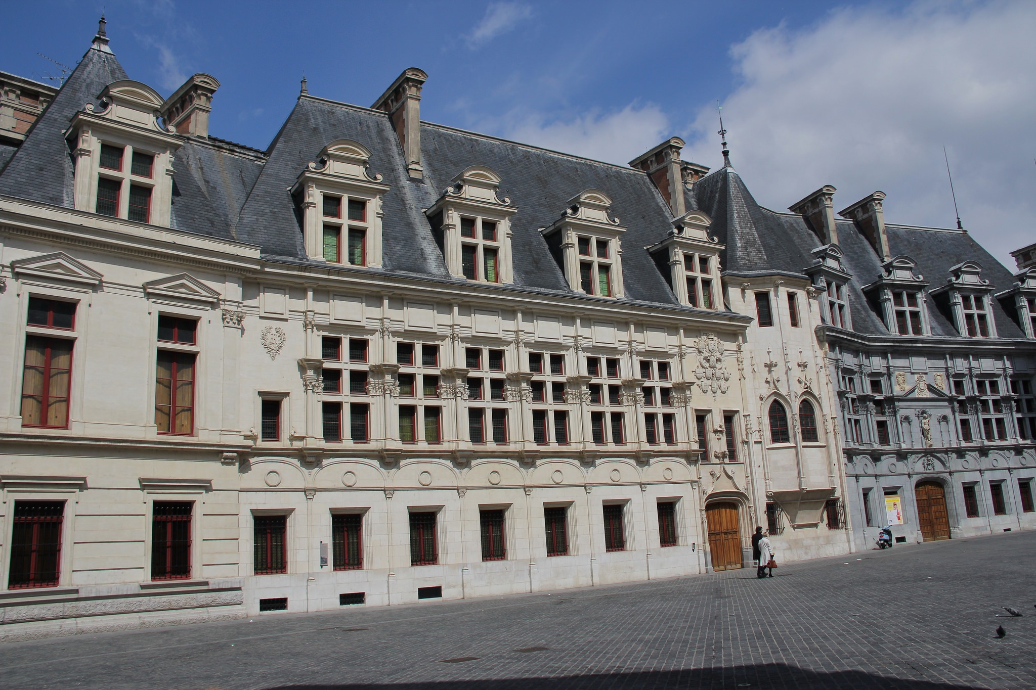 Palace of the Parliament of Dauphine
