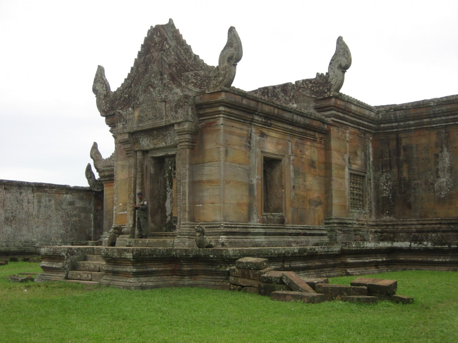 Preah Vihear. Four awesome Southeast Asia travel itineraries I Photography I Itinerary I Landscape I Food I Architecture I Laos I Thailand I Cambodia I Myanmar I Malaysia I Vietnam. Read the full travel guide now #travel #backpacking