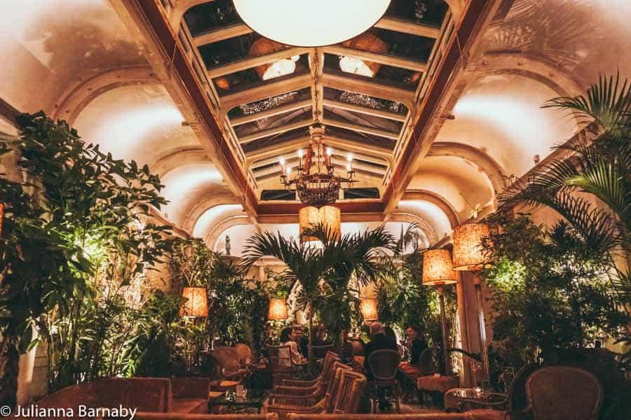 Upstairs at Rules Cocktail Bar