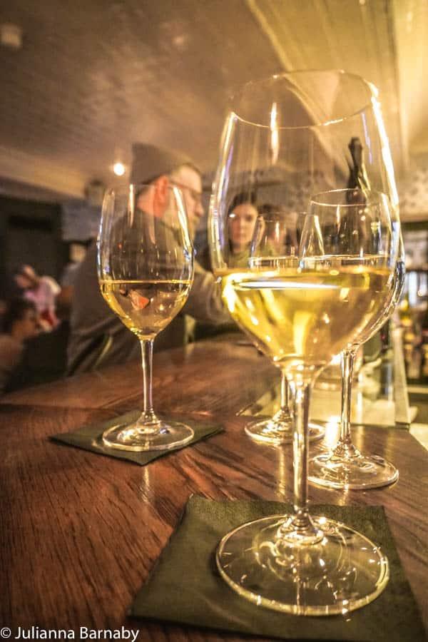 Wine at Compagnie des Vins Surnaturels