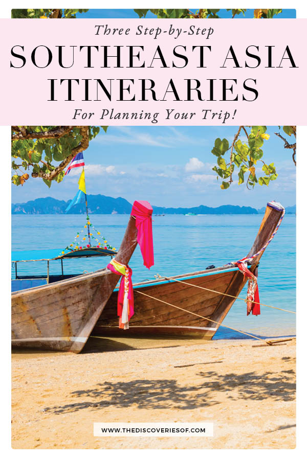 Southeast Asia Itineraries