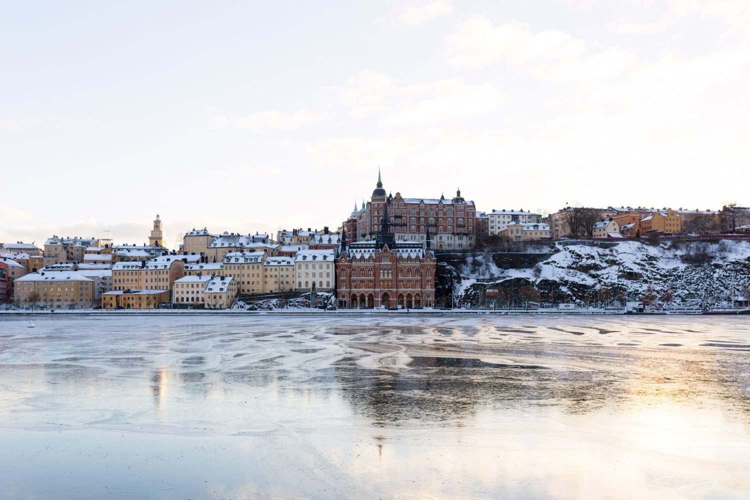 Stockholm in Winter City Break