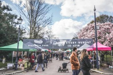 Sunday Markets in London - Victoria Park Market