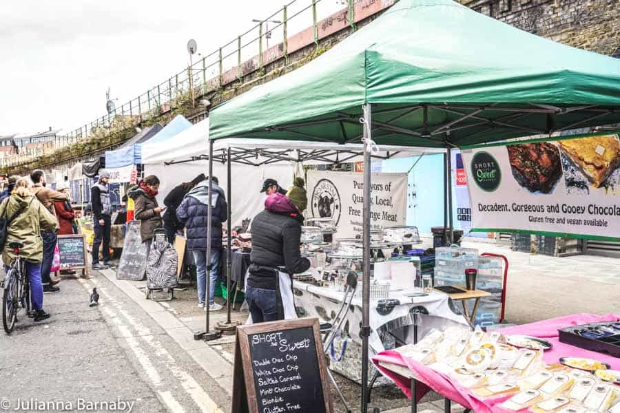 Brixton Farmer's Market
