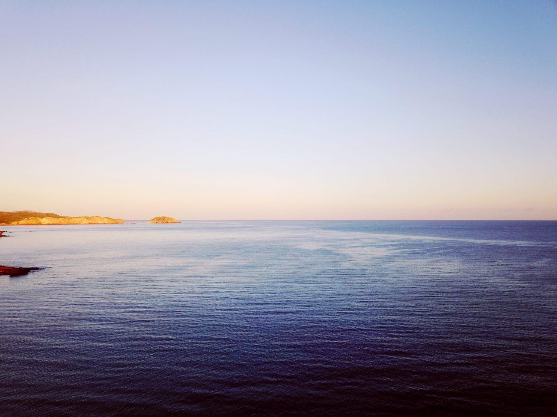 Sunrise in Menorca