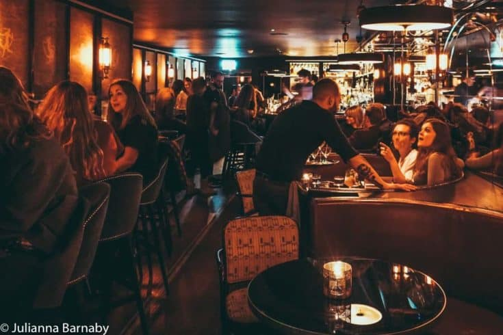 Secret Bars in London: 12 Speakeasies + Hidden Bars You